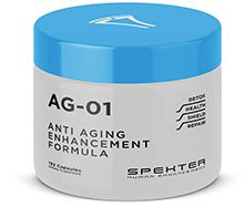 Spekter AG-01 Anti-Aging Enhancement Formula